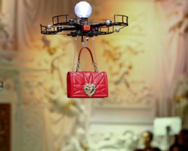 Desfile Da Dolce e Gabbana Usa Drones No Lugar De Modelos 7
