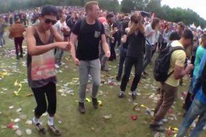 Festivaleiros Arrasam a Dançar Música Inacreditável 10