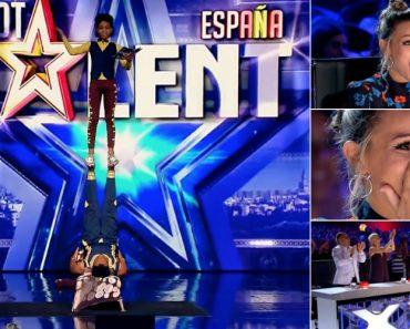 Irmãos Deixam Jurados e Público a Aplaudir De Pé No Spain's Got Talent 7