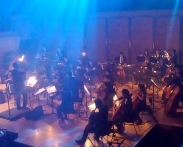 Orquestra Sinfónica Faz Sensacional Versão De Música Eletrónica Ao Tocar 'Sandstorm' 8