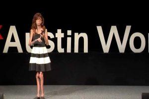 """""""Mulher Mais Feia Do Mundo"""" Surpreende Com Lição De Vida No TEDx 6"""