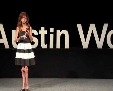 """""""Mulher Mais Feia Do Mundo"""" Surpreende Com Lição De Vida No TEDx 4"""