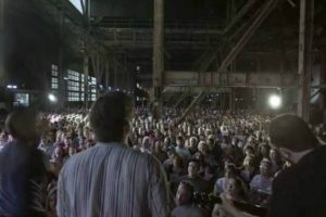 """1500 Pessoas Criam Momento Maravilhoso Ao Cantarem """"Hallelujah"""" 23"""
