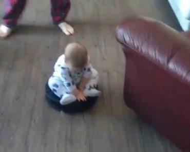 Aprenda a Limpar a Sua Casa e Entreter o Seu Bebé Ao Mesmo Tempo 33