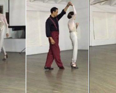Mulher De 92 Anos Impressiona Ao Dançar Com a Mesma Flexibilidade De Uma Jovem 3