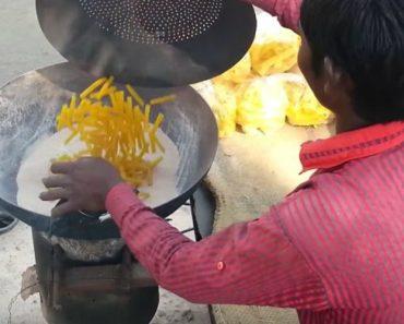 Esta Areia Utilizada Na Índia Serve Para Fritar Os Alimentos Em Substituição Do Óleo 7