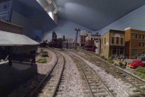 Neto Filma Fantástica Cidade Miniatura Que Avô Demorou 15 Anos a Construir 9