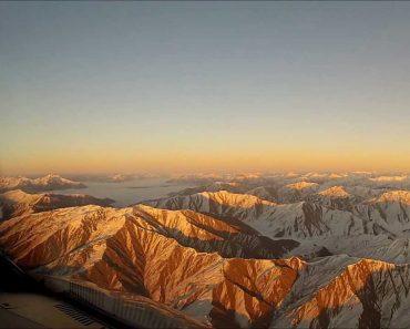 Piloto Grava Imagens Aéreas Sensacionais Da Nova Zelândia No Momento Da Aterragem 5