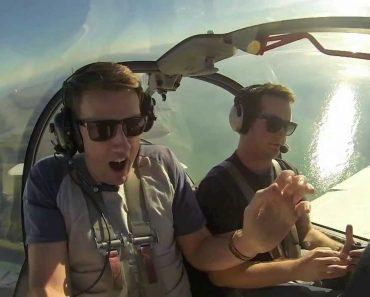 Como Fazer Um Amigo Perder o Medo De Andar De Avião 7