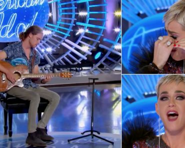 Concorrente Do American Idol Deixa Katy Perry Em Lágrimas 7