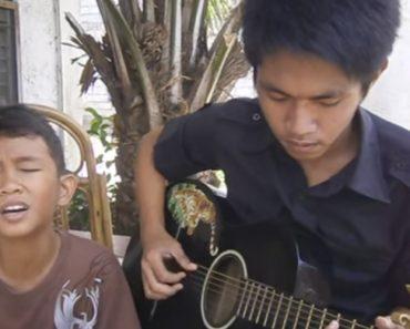 """Criança Com Uma Voz Maravilhosa Canta """"Dance With My Father Again"""" De Forma Arrepiante 6"""