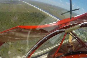 Piloto Recupera o Motor Do Avião a Poucos Metros do Solo e Consegue Assim Evitar o Pior 1