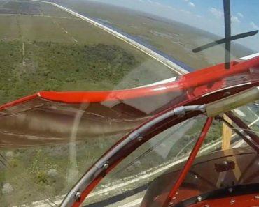 Piloto Recupera o Motor Do Avião a Poucos Metros do Solo e Consegue Assim Evitar o Pior 2
