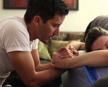 Emocionante Vídeo Mostra Como é Um Parto Natural Feito Em Casa 4