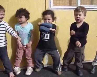 """Crianças De 3 Anos Fazem o Mais Adorável """"Haka"""" Neozelandês Que Alguma Vez Viu 5"""