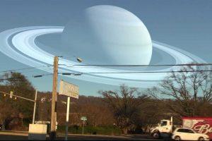 E Se Os Planetas Estivessem à Mesma Distância Que a Lua Está Da Terra 3