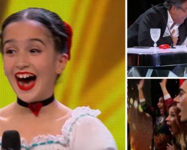 Sofia, a Bailarina Que Conquistou o Botão Dourado No Got Talent Portugal 3