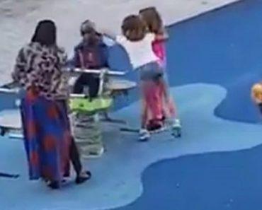"""Agressão """"Racista"""" De Duas Crianças Sobre Um Menino Negro Gera Debate Em Espanha 2"""