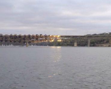 Estrondosa Implosão De Ponte Deixa Centenas De Pessoas De Boca Aberta 6