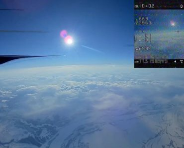 Drone Atinge Altura Equivalente à De Muitos Aviões Comerciais e Regista Imagens Inesquecíveis 4