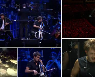 "2CELLOS Prestam Homenagem a Kurt Cobain Com o Clássico ""Smells Like Teen Spirit"" 7"
