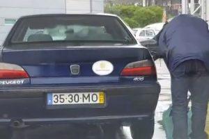 Funcionário Do Estado Português é Apanhado a Encher Bidons De Gasolina 10