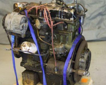 Reconstrução Total De Um Motor Resumida Em 3000 Fotos 8