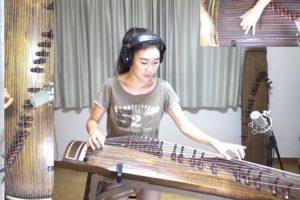 Coreana Faz Sensacional Versão De Clássico De Rock Usando Instrumento Tradicional Do Seu País 10
