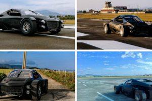 Nova Marca Desafia Tesla Com Desportivo Elétrico De 1300 cv 10