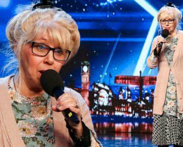 Reformada De 68 Anos Surpreende Público e Jurados De Britain's Got Talent Com Improvável Atuação De Rock 5