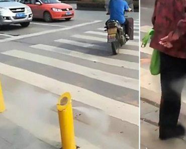 China Cria Sistema Que Molha Os Pedestres Que Desrespeitam o Sinal Vermelho 8