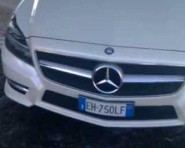Veja Como Se Faz a Lavagem Completa a Um Mercedes CLS 350 CDI 8