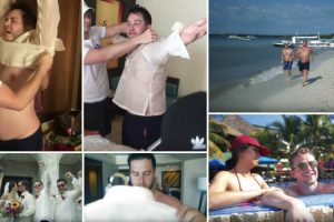 A Maratona De Um Homem Após Descobrir a 2 Dias Do Casamento Que a Camisa Já Não Lhe Serve 10