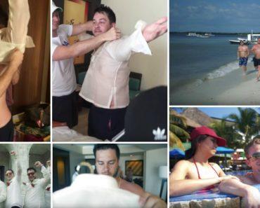 A Maratona De Um Homem Após Descobrir a 2 Dias Do Casamento Que a Camisa Já Não Lhe Serve 7