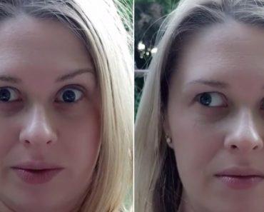 A Rapidez Com Que Esta Mulher Consegue Rodar Os Olhos é Surreal 3