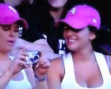 Mulher Passa Por Momento Ridículo Ao Tentar Tirar Selfie Com a Amiga 7