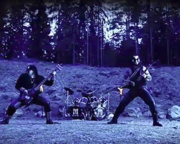 Banda Heavy Metal Faz o Melhor Anúncio De Sempre Para Marca De Pastilhas Para a Garganta 6