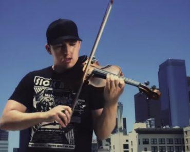 Uma Combinação Perfeita Entre Violino e Hip-Hop Que o Vai Deixar Sem Palavras 1