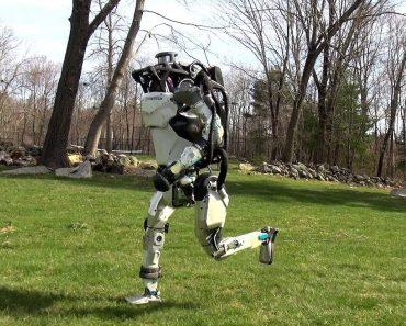 Novo Vídeo Mostra Que Robot Da Boston Dynamics Já Sabe Correr e Saltar 3