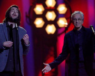 Salvador Sobral Regressa à Eurovisão Um Ano Depois Ao Lado De Caetano Veloso 3