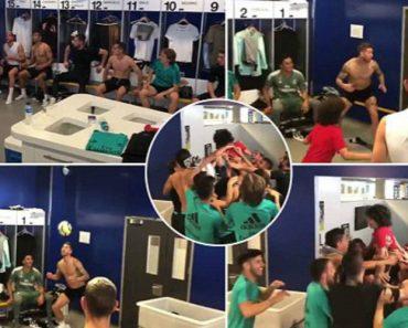 Filho De Marcelo Dá Espetáculo No Balneário Do Real Madrid 1
