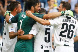 """O Momento Mais Emotivo: Buffon é Substituído e Diz """"Adeus"""" à Juventus 10"""