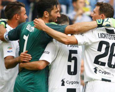 """O Momento Mais Emotivo: Buffon é Substituído e Diz """"Adeus"""" à Juventus 1"""