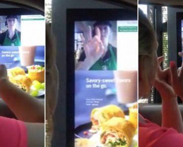 Funcionária Do Starbucks Utiliza Linguagem Gestual Para Comunicar Com Clientes 8