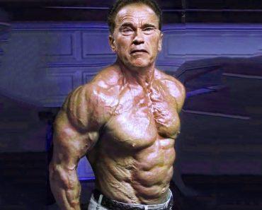 Aos 70 Anos, Arnold Schwarzenegger Prova Que a Idade é Só Um Número 3