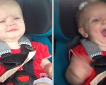 Bebé Chorona Pára De Chorar Sempre Que a Mãe Coloca a Música De Katy Perry a Tocar 15