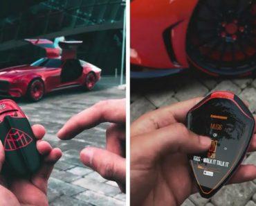 Veja Como São As Chaves Destes Luxuosos Carros 1