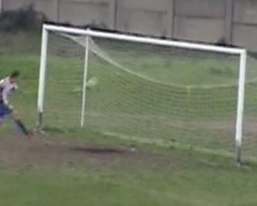 O Pior Falhanço Da História Do Futebol 1