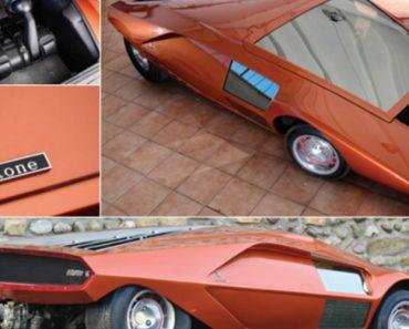 Lancia Stratos HF Zero: o Futurístico Carro de 1970 7