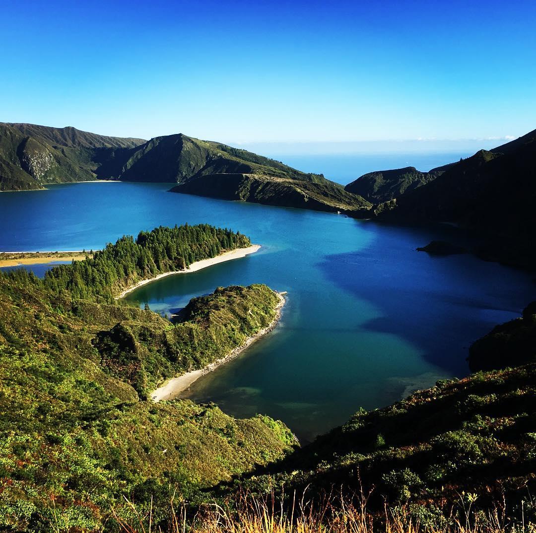 Açores Considerado o Destino Com As Paisagens Mais Bonitas Da Europa 3